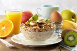 Zdrowe jedzonko na dzień dobry