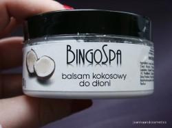 BingoSpa balsam do dłoni - czy naprawdę tak rewelacyjny?