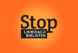 16# STOP likwidacji bibliotek