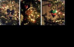 Ręcznie robione prezenty i ozdoby na jutro :)