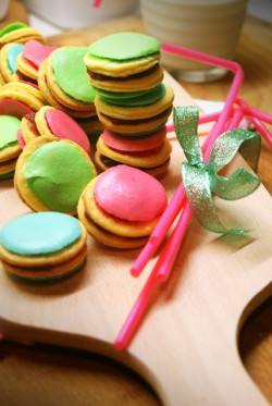 Domowy sposób na kolorowe ciasteczka
