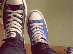 Converse -moja kolekcja