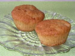 Ananasowe muffinki ze szczyptą kokosa