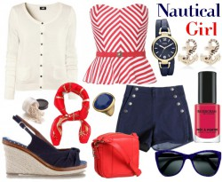 Nautical Girl