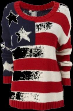 Flaga ameryki.