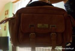 moja karmelowa torba