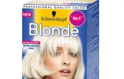 schwarzkopf blonde platinum lightener silver blonde