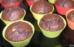 Czekoladowo-bananowe muffiny Nigelli Lawson