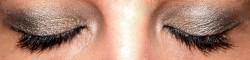 makijaż codzienny  perłowy