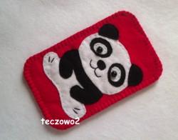 147. Panda - etui na telefon