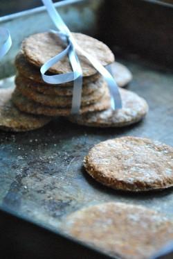 zdrowe i dietetyczne ciasteczka pełnoziarniste