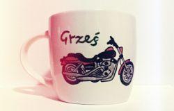 Harley i Grześ!!