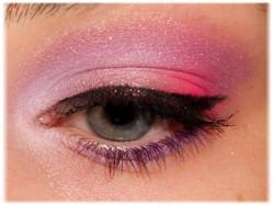 Flaming make-up! Dzikie wyzwanie - tydzień 4