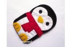 203. Etui pingwin