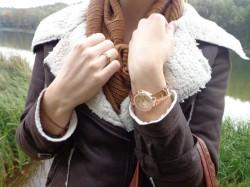 Ramoneska z kożuszkiem