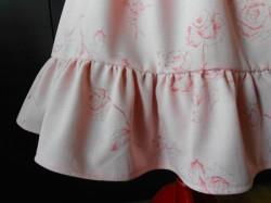 handmade - różowo