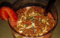☙ Shake Truskawkowy - smakołyk dla dbających o sylwetkę :) ❧