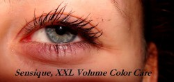 Sensique XXL Volume Colour Care Mascara