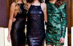 Imprezowo  sukienki w stylu gwiazd  :)