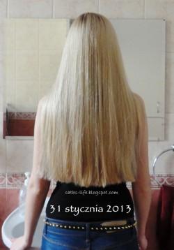 Aktualizacja włosów: styczeń :)