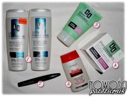 Październikowe denka i nowości w kosmetyczce