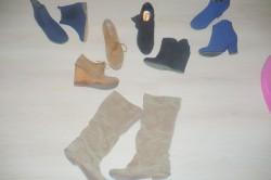 Jesienna garderoba part buty :D