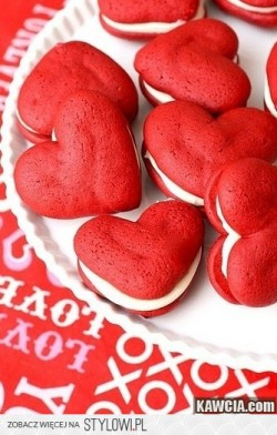 Walentynkowe przepisy i jedzeniowe inspiracje :D