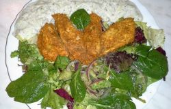 Kurczak Curry Na Parze