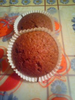 Moje Pierwsze Muffinki :D