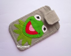112. Kermit - etui na telefon