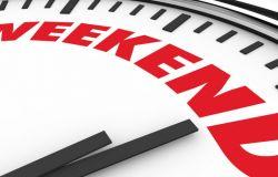 Oferty na nadchodzący weekend