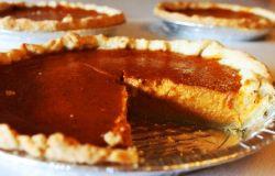 Pumpkin pie czyli przepis na ciasto dyniowe