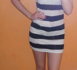Uszyłam sukienkę