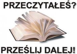 Czytam- więc jestem!