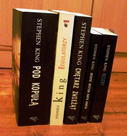 21. Nowe książki S. Kinga