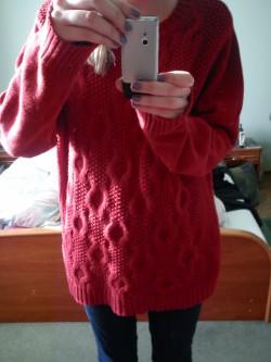 sweter z sh