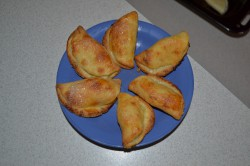 Ciasteczka z jabłkami :)