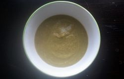 Zupa-krem z brokuła