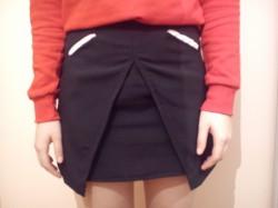 Konstruktywistyczna spódnica