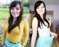 O tym jak schudłam 10 kg- zdjęcia