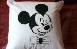 Przykładowe poduszki na zamówienie