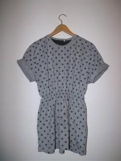 tunika z koszulki