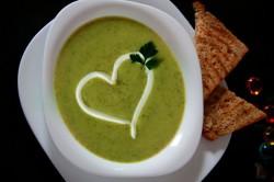 akcja pokuta + zupa brokułowa