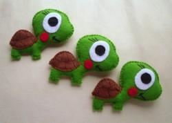 50. Żółwiki