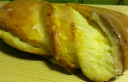 Drożdżówki serowe z twistem :-)