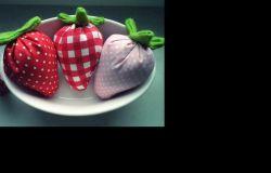 Pachnące miękkie truskaweczki