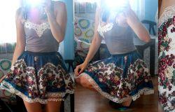 słowiańskie spódniczki ciąg dalszy