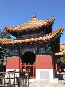 Pierwszy tydzień w Chinach - 2008 rok