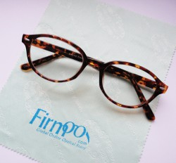 Moje nowe okulary od Firmoo :)
