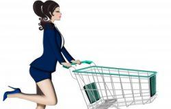 Zakupy offline - moja lista sklepów